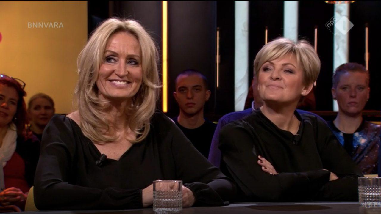Caroline Tensen en Natasja Froger presenteren Five Days Inside