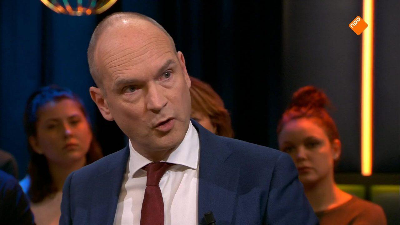 Voor Gert-Jan Segers is de campagne voor de verkiezingen van volgend jaar al begonnen