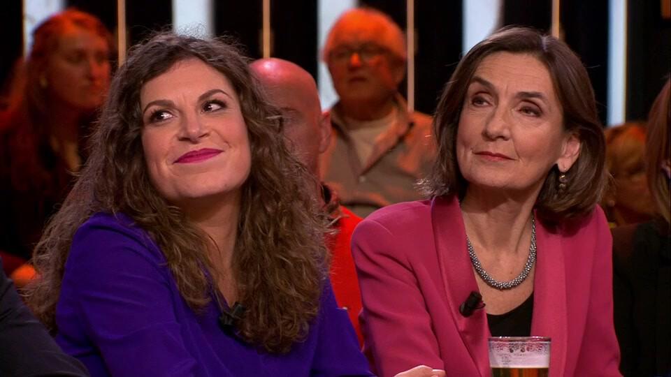 Tante en nicht Tine van Houts en Suse van Kleef over correspondent zijn in het Verenigd Koninkrijk