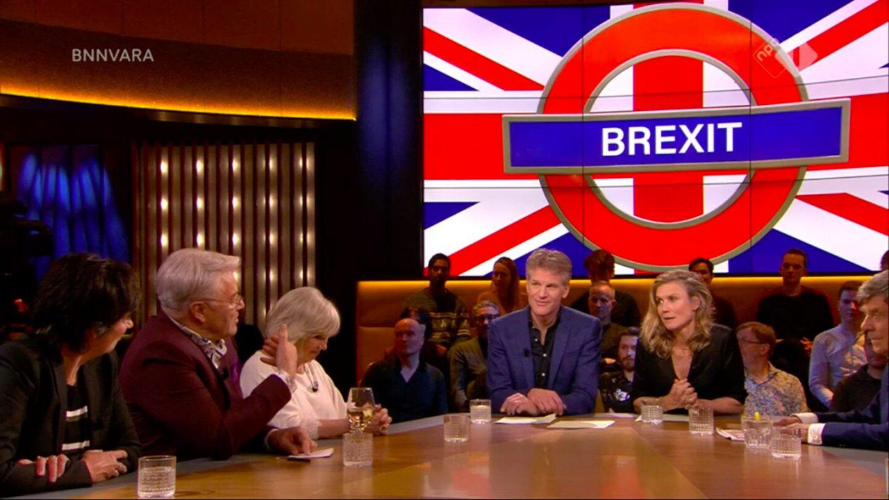 Brexit is een feit: Barrie Stevens, Peter Brusse, Maike Meijer en Ad Visser over 47 jaar vriendschap, humor en muziek