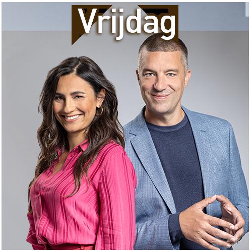 Nadia Moussaid en Pieter van der Wielen