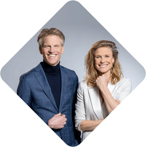 Hugo Logtenberg en Sophie Hilbrand