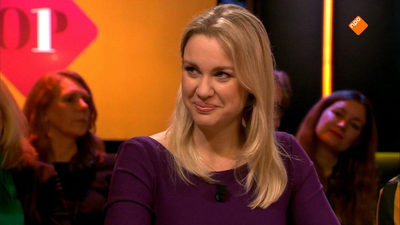 Femke Merel van Kooten maakt opvallende overstap naar 50PLUS