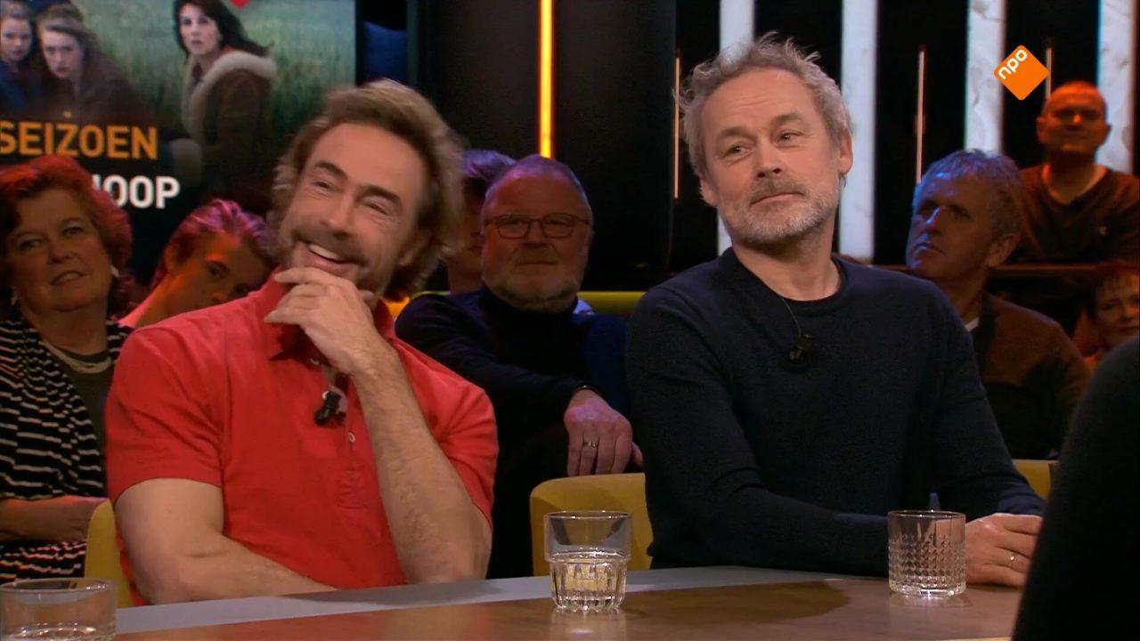 Marcel Hensema, Chris Zegers en Dana Nechushtan over het langverwachte derde seizoen van Hollands Hoop