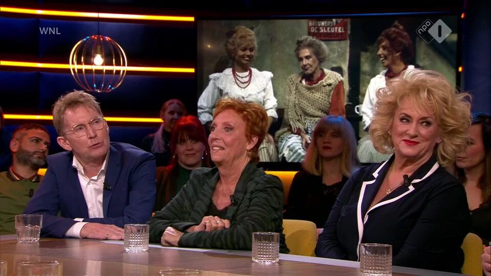 Karin Bloemen, Carry Tefsen en Hans Cornelissen over jubileum 'De Jantjes'