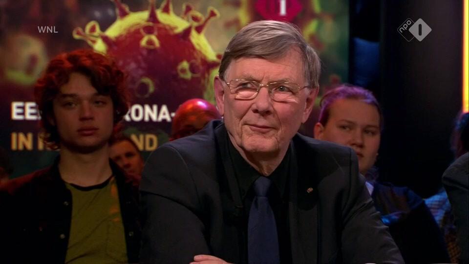 Corona in Nederland: Viroloog Ab Osterhaus en minister Bruno Bruins reageren