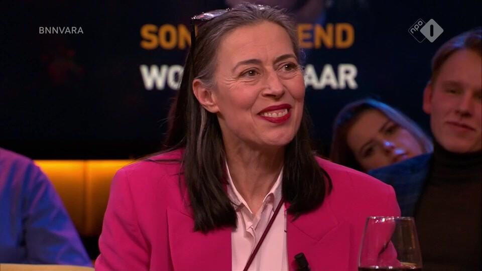Adelheid Roosen over 'De Nacht van Sonja,' waarmee Sonja Barend haar 80e verjaardag wordt gevierd