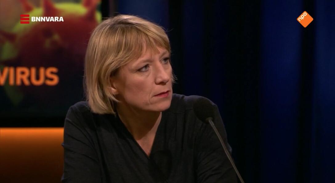 Viroloog Anne Wensing: 'Op dit moment kunnen we de coronacrisis aan'