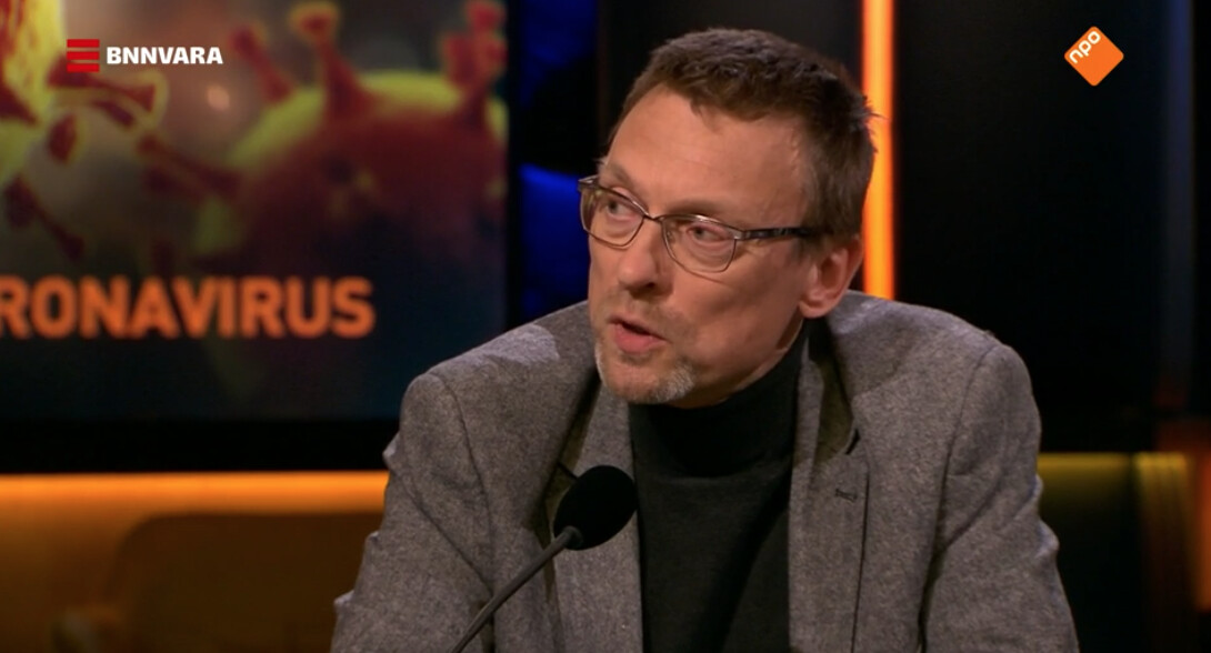 Hoogleraar Ira Helsloot: 'Geplande zorg is stilgelegd'