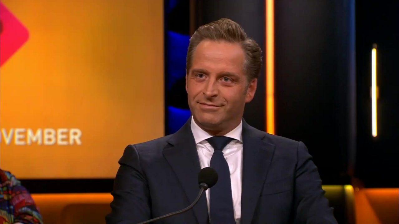 Minister Hugo de Jonge over het vaccinatieplan van het kabinet