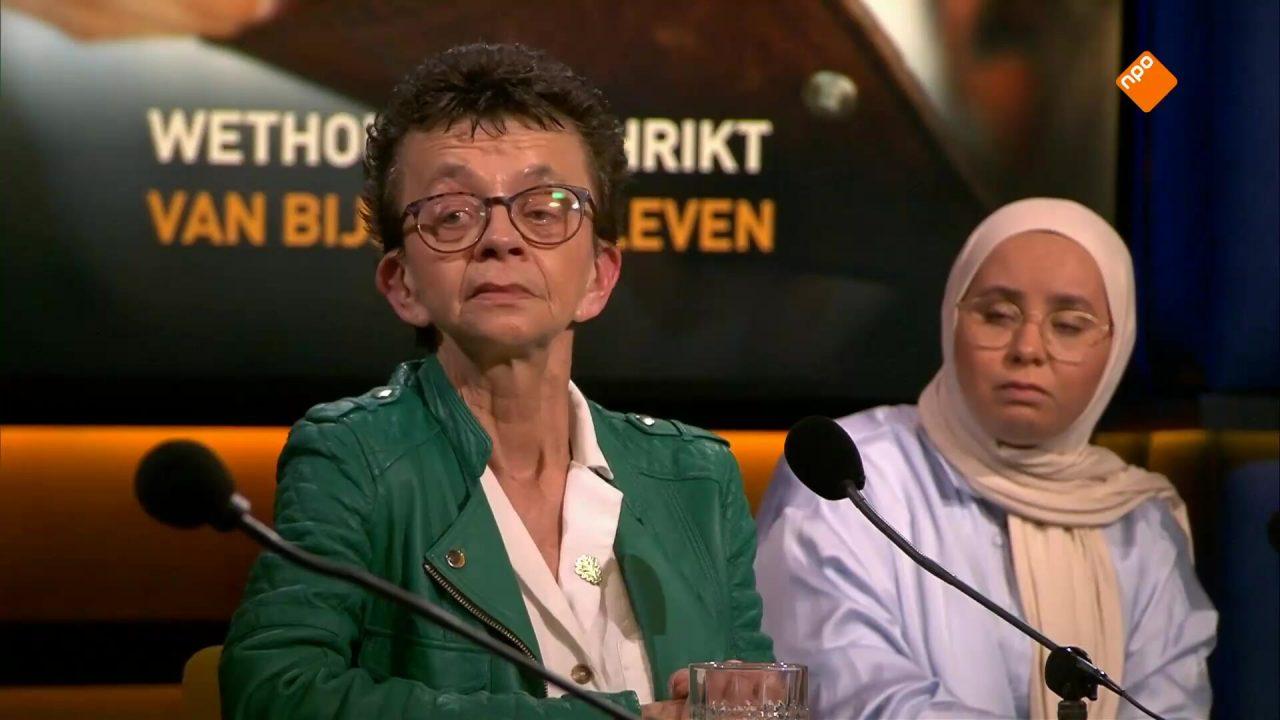 Esmah Lahlah en Hanny Heuvelink over hoe de situatie in de bijstand kan worden veranderd