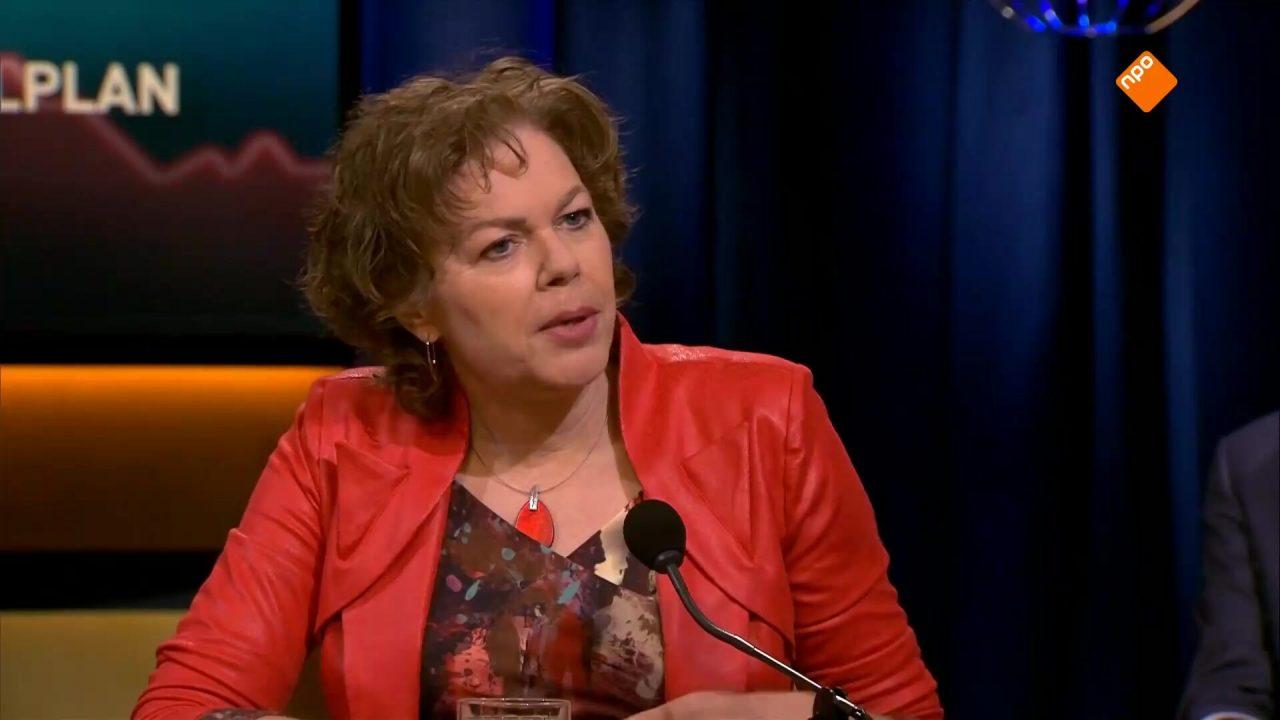 Tuur Elzinga en Ingrid Thijssen pleiten voor een nationaal herstelplan
