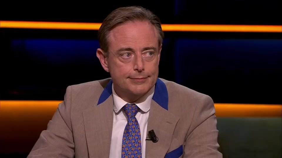 Bart de Wever droomt van een hereniging van Nederland en Vlaanderen