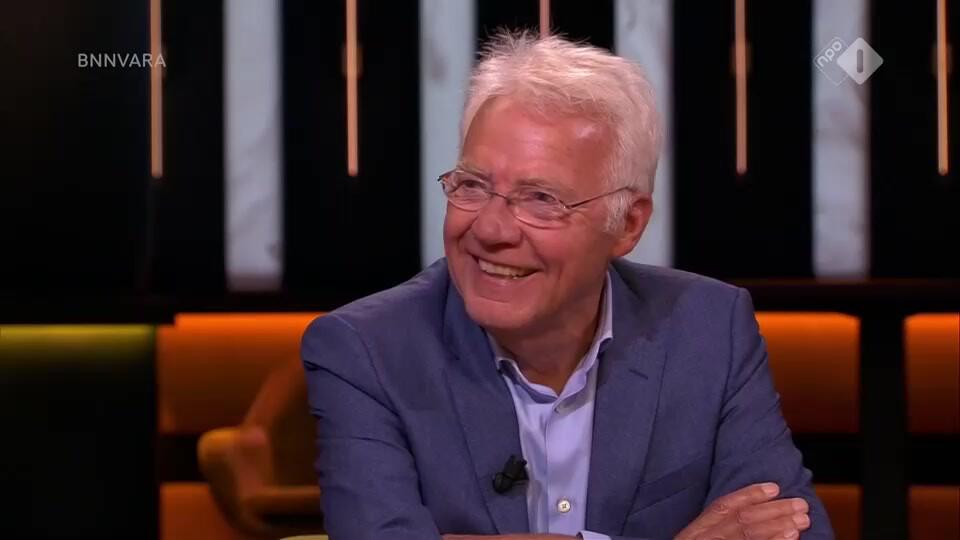 Paul Witteman wordt 75 en blikt terug op zijn lange televisieloopbaan