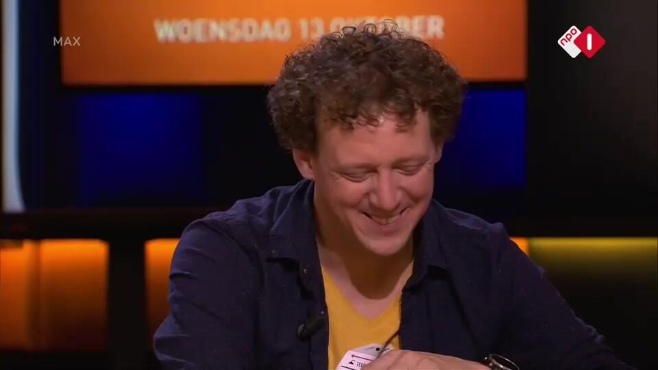 Jochem Myjer over zijn nieuwe programma 'Jochem in de Wolken'